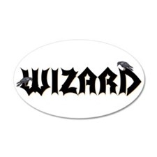 Wizard Wall Decal