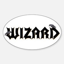 Wizard Decal