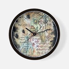 The Zombie Formula Wall Clock