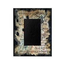 The Zombie Formula Picture Frame