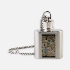 The Zombie Formula Flask Necklace