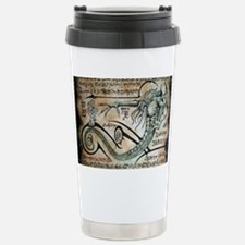 The Rituals of Cthulhu Stainless Steel Travel Mug