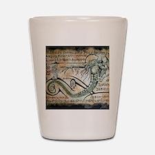 The Rituals of Cthulhu Shot Glass