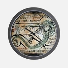 The Rituals of Cthulhu Wall Clock