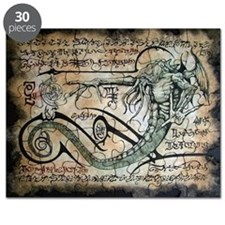 The Rituals of Cthulhu Puzzle