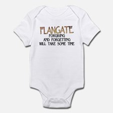 White Infant Bodysuit