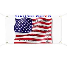 Never Forgotten Flag2MWBFC (2) Banner