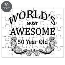 World's Most Awesome 50 Year Old Puzzle