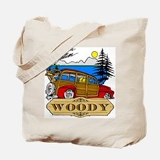 Woody Sportsman Edition Tote Bag