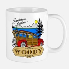 Woody Sportsman Edition Mug