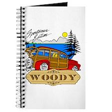 Woody Sportsman Edition Journal