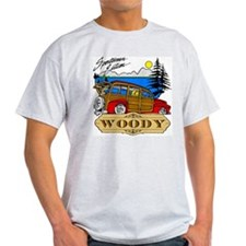Woody Sportsman Edition Ash Grey T-Shirt