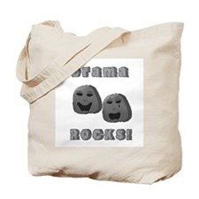 Drama Rocks Tote Bag