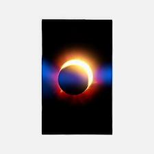 Solar Eclipse 3'x5' Area Rug