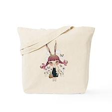 Sugar Bunny Tote Bag - LOOK BACK!