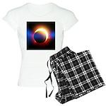 Solar Eclipse Women's Light Pajamas