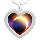 Solar eclipse Heart