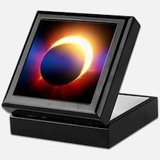 Solar Eclipse Keepsake Box