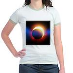 Solar Eclipse Jr. Ringer T-Shirt