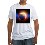 Solar Eclipse Fitted T-Shirt