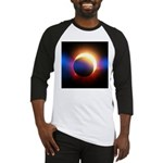 Solar Eclipse Baseball Jersey