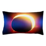 Solar Eclipse Pillow Case