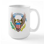 U.S. Army Eagle Large Mug