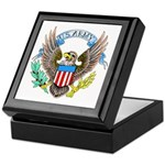 U.S. Army Eagle Keepsake Box
