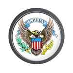 U.S. Army Eagle Wall Clock