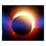 Solar Eclipse King Duvet