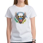 U.S. Army Eagle (Front) Women's T-Shirt