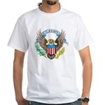 U.S. Army Eagle White T-Shirt