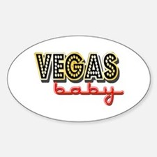 Vegas Baby Decal