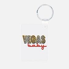 Vegas Baby Keychains