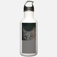 BOBCAT GAZING Sports Water Bottle