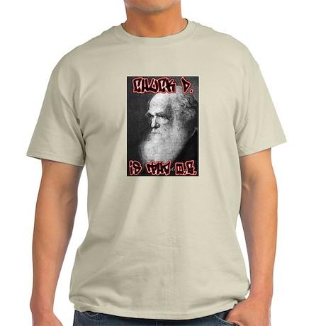 Darwin tha O.G. Ash Grey T-Shirt