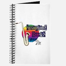 Saxophone Rocks Journal