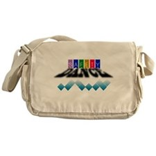 Safety Dance Messenger Bag