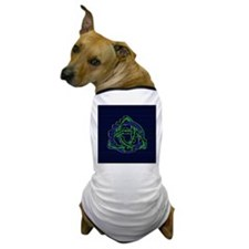 Abstract Triquetra Dog T-Shirt