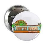 Delray Beach, Florida Button