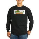 Delray Beach, Florida Long Sleeve Dark T-Shirt