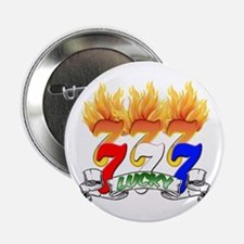 "Lucky Sevens 2.25"" Button"