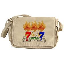Lucky Sevens Messenger Bag