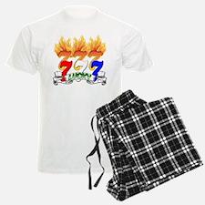 Lucky Sevens Pajamas