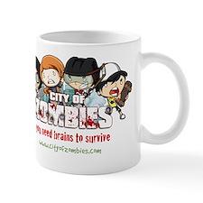 City of Zombies Mug