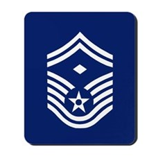 First Sergeant Mousepad