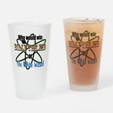 Who would win? Drinking Glass