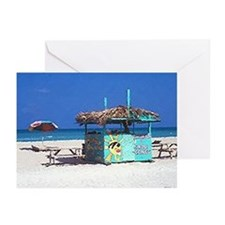Beach Treats Greeting Cards