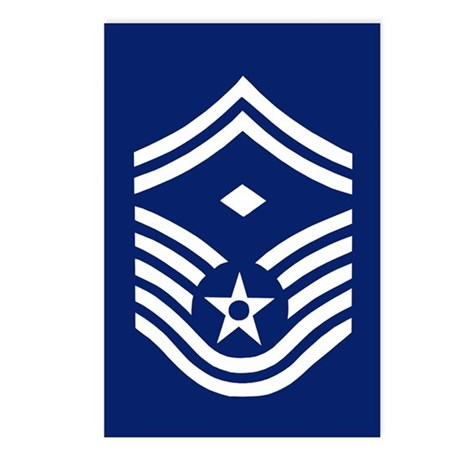First Sergeant Postcards (Pack of 8)