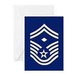 First Sergeant Greeting Cards (Pack of 6